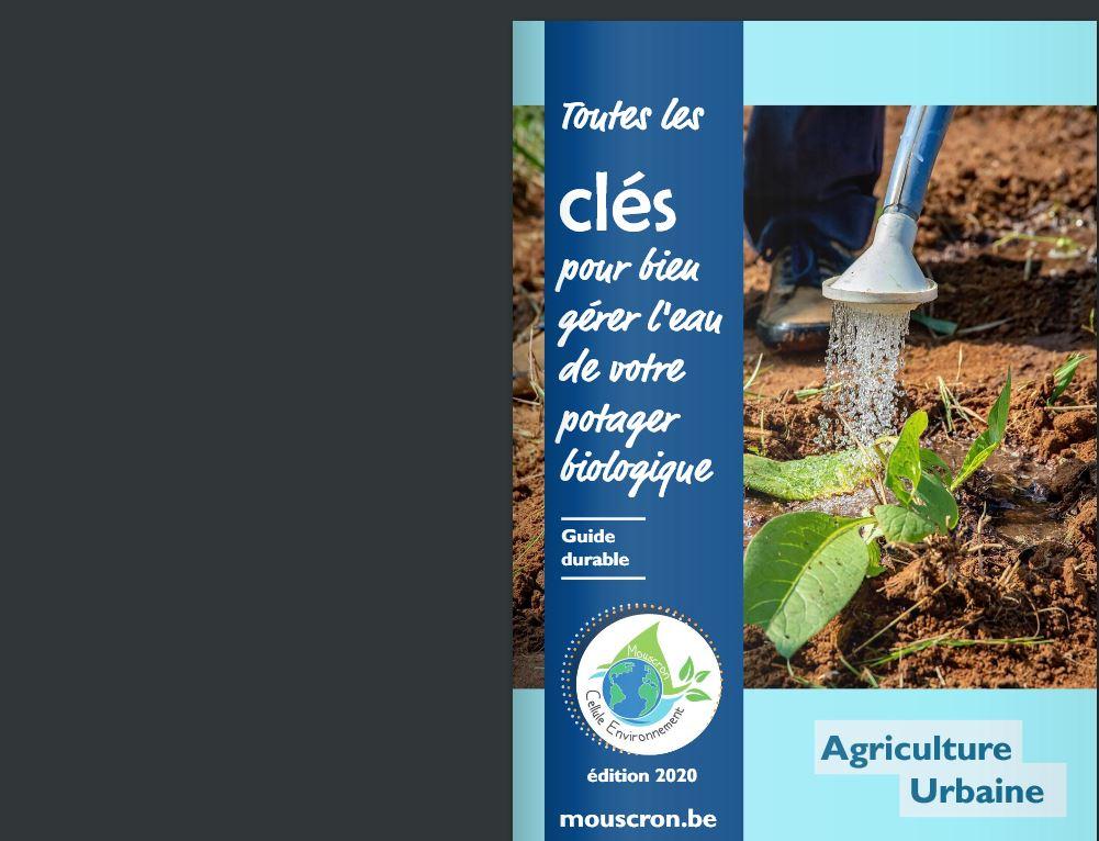 brochure eau potager 2020